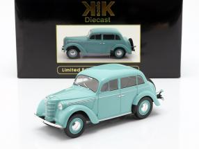 Opel Kadett K38 year 1938 light blue 1:18 KK-Scale