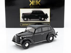 Opel Kadett K38 year 1938 black 1:18 KK-Scale