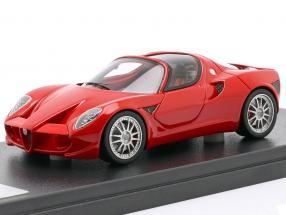 Alfa Romeo Diva Concept Car 2006 rot 1:43 LookSmart