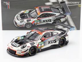 Porsche 911 (991) GT3 R #17 GT Masters 2018 KÜS Team 75 Bernhard 1:18 Minichamps