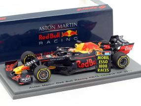 Max Verstappen Red Bull Racing RB15 #33 4th Chinese GP formula 1 2019 1:43 Spark
