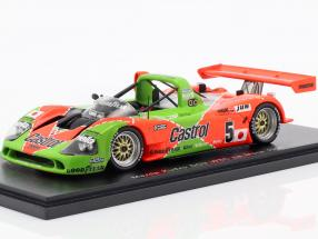 Kudzu DG-3 WSC #5 7th 24h LeMans 1995 Terada, Downing, Freon 1:43 Spark