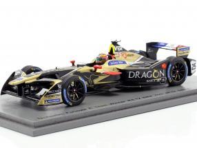 J.-E. Vergne Renault Z.E.17 #25 N.Y. ePrix formula E champion 2017/18 1:43 Spark