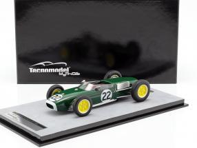 Ron Flockhart Lotus 18 #22 French GP formula 1 1960 1:18 Tecnomodel