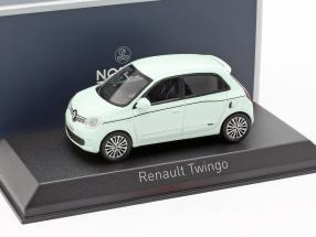 Renault Twingo year 2019 pistache green 1:43 Norev