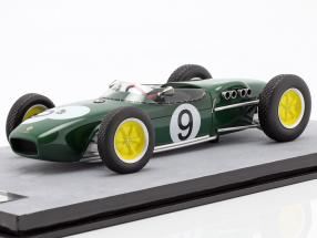 John Surtees Lotus 18 #9 2nd British GP formula 1 1960 1:18 Tecnomodel