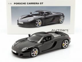 Porsche Carrera GT (980) Year 2003-2006 black 1:18 AUTOart