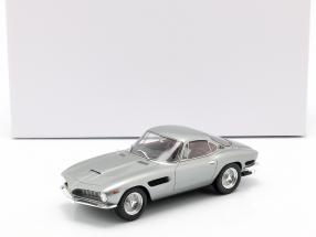 Ferrari 250GT Berlinetta Passo Corto Lusso Bertone year 1962 grey metallic 1:18 Matrix