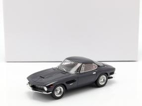 Ferrari 250GT Berlinetta Passo Corto Lusso Bertone year 1962 dark blue 1:18 Matrix