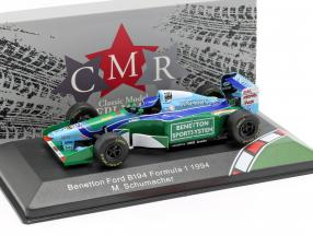 Michael Schumacher Benetton B194 #5 World Champion formula 1 1994 1:43 CMR