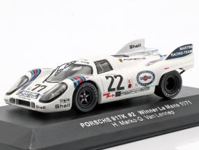 Porsche 917K #22 Winner 24h LeMans 1971 1:43 Ixo