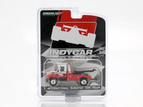International DuraStar 4400 tow truck Indycar Series 2019 1:64 Greenlight