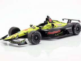 Sebastien Bourdais Honda #18 Indycar Series 2019 Dale Coyne Racing 1:18 Greenlight