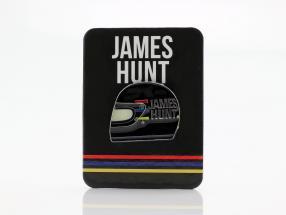 James Hunt McLaren M23 World Champion formula 1 1976 Pin Helmet