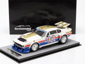 Aston Martin AM V8 #10 6h Silverstone 1980 Hamilton, Bell 1:18 Tecnomodel