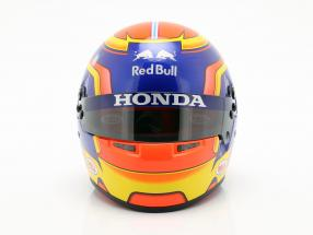 Alexander Albon Scuderia Toro Rosso STR14 #23 formula 1 2019 helmet 1:2 Bell