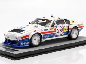Aston Martin AM V8 #12 6h Silverstone 1979 Bell, Preece 1:18 Tecnomodel