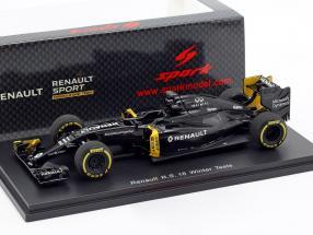 K. Magnussen & J. Palmer Renault R.S.16 Winter Testing formula 1 2016 1:43 Spark