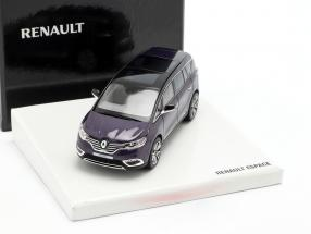 Renault Espace Initiale Paris Concept Car 2014 violet metallic 1:43 Norev