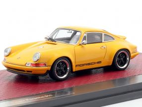 Porsche 911 Singer Design 2014 orange 1:43 Matrix