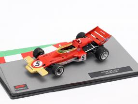 Jochen Rindt Lotus 72C #5 World Champion formula 1 1970 1:43 Altaya