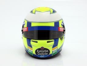 Lando Norris McLaren MCL34 #4 formula 1 2019 helmet 1:2 Bell