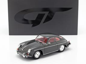 Porsche 356B 2000 GS Carrera 2 year 1960 slate grey 1:18 GT-Spirit