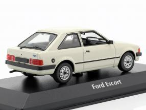 Ford Escort year 1981 light grey