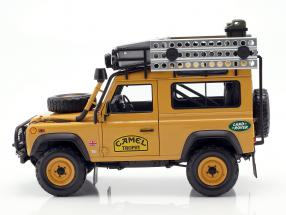 Land Rover Defender 90 Camel Trophy Edition tawny