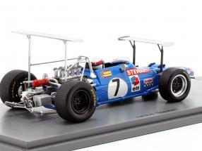 Jackie Stewart Matra MS10 #7 Winner South Africa GP World Champion F1 1969