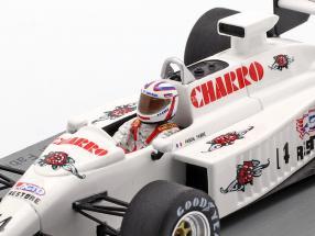 Pascal Fabre AGS JH22 #14 San Marino GP formula 1 1987