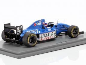 Olivier Panis Ligier JS39B #26 Canadian GP formula 1 1994