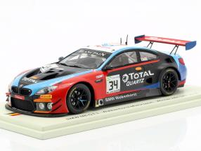 BMW M6 GT3 #34 Winner 24h Spa 2018 Blomqvist, Eng, Krognes