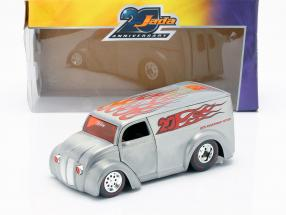 Div Cruizer silver / red 1:24 Jada Toys