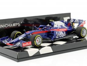 Alexander Albon Scuderia Toro Rosso STR14 #23 formula 1 2019 1:43 Minichamps