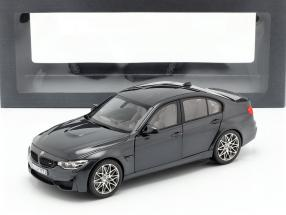BMW M3 F80 Competition Year 2016 mineral gray 1:18 Norev