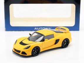 Lotus Exige S Year 2012 yellow 1:18 AUTOart