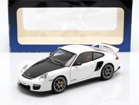 Porsche 911 (997) GT2 RS Year 2010 white 1:18 AUTOart