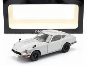 Nissan Fairlady Z432 (PS30) Year 1969 silver 1:18 AUTOart