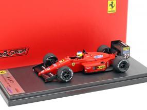 Michele Alboreto Ferrari F1/87 #27 3rd Monaco GP formula 1 1987 1:43 LookSmart