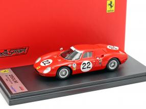 Ferrari 250 LM #22 24h Daytona 1966 Rindt, Bondurant 1:43 LookSmart