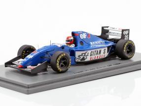 Johnny Herbert Ligier JS39B #25 European GP formula 1 1994 1:43 Spark