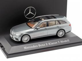 Mercedes-Benz E-Klasse T-Modell S213 AMG line selentin gray 1:43 Kyosho MB