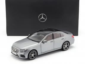 Mercedes-Benz E-Class (W213) AMG Line selenite gray 1:18 iScale