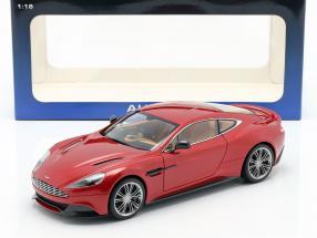 Aston Martin Vanquish Baujahr 2015 volcano rot 1:18 AUTOart