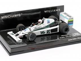 Alan Jones Williams FW06 #27 3rd USA West GP Formel 1 1979 1:43 Minichamps