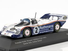 Porsche 956 K #2 Winner 1000km Fuji 1983 Bellof, Bell 1:43 CMR