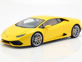 Lamborghini Huracan LP 610-4 Year 2014 yellow 1:12 AUTOart