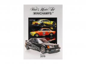Minichamps Katalog Edition 2 2019