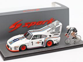 Porsche 935 #1 Bicycle speed Record 1977 1:43 Spark